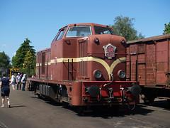 VSM 2530 (jvr440) Tags: trein train spoorwegen railways railroad beekbergen vsm ns diesellocomotief 2400 2500 2530