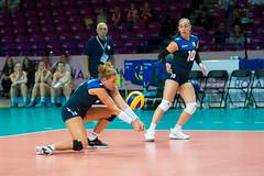 Volleyball: Poland vs Cyprus (Marcin Selerski) Tags: poland polska cyprus cypr volleyball fivb cev fivbvolleyballworldchampionship worldchampionship siatkowka siatkówka sport fotografiasportowa warszawa warsaw torwar canon