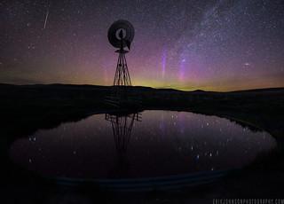 Northern Lights & Shooting Stars