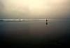 His reflection for company (irishman67) Tags: beach ireland lahinch sand ocean moody man walking alone lone