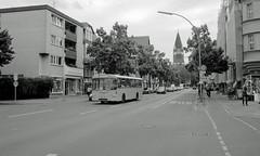 24.6.2017 BVG Berlin Traditionsbus Linie 181 (81) (rieblinga) Tags: bvg berlin traditionsbus eindecker analog kodak tmax 100 2462017