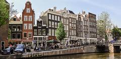 Nieuwe Leliestraat. (Hans Veuger) Tags: nederland thenetherlands amsterdam jordaan prinsengracht nieuweleliestraat canals nikon b700 coolpix nederlandvandaag unlimitedphotos twop