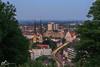 Bielefeld-453227.jpg (Darklight-Photo) Tags: kreuzstrase blauestude johannisberg krankenhaus bielefeld bielefeldcity outdoor langzeitbelchtung abendlicht