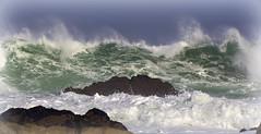 Happy World Oceans Day! (Kristen Fletcher Photography) Tags: worldoceansday ocean waves pacificgrove pacificocean pacific sea rockyshore rockycoast seashore