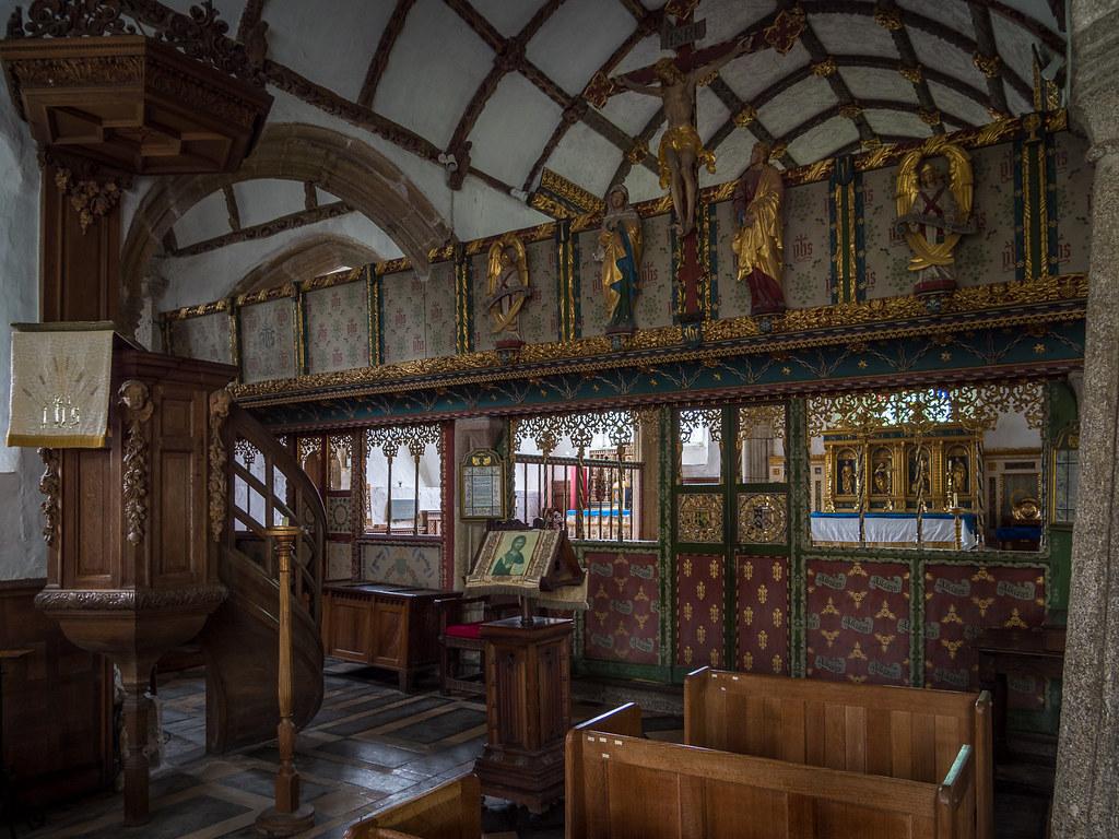 8205 cornwall - St Protus And St Hyacinth S Church Blisland Bob Radlinski Tags Blisland Cornwall