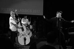 LIVE (Niwi1) Tags: doublebass bass auftritt musik musiker rockabilly stuttgart sw kontrabass nikon bw niwi1 performance gig music musician