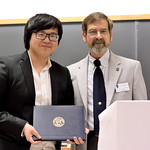 Jefferson Fu, Distinction in Psychology; Robert Wickesberg