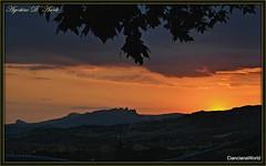Tramonto 29-Maggio - 2017 (agostinodascoli) Tags: sunset nikon nikkor paesaggi nature texture tramonto sole cielo rosso cianciana sicilia maggio agostinodascoli