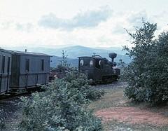 And far away. (gearlok) Tags: ohrid gostivar jz feldbahn yugoslavia macedonia