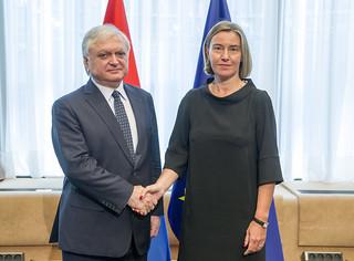 EU-Armenia Cooperation Council - May 2017