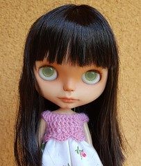 Rosa - another sweet trade doll