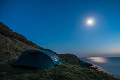 Bad moon rising (Tomasz Urbaszek) Tags: scotland highlands photostrider phototrip nikon d90 primes travel journey landsape longexpousure benro tokina116 wideangle