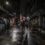 Black rain, Taipei thumbnail