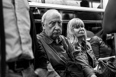 Paris - 2017 (hoangcharlie.photography) Tags: street streetphotography scene portrait metro subway france paris europe raw candid bw inside nikon d7200 flickr expression stphotographia snap photography