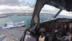 Gusty crosswind landing in Brindisi RW31 (gc232) Tags: avgeek aviation livefromtheflightdeck live from flight deck golfcharlie232 gopro hero 3 black edition cockpit view fly flying airline airliner airliners jet airplane aircraft boeing b737 b737ng b737700 b737800 b737900 737 737ng 737700 737800 737900 justplanes video patreon support channel