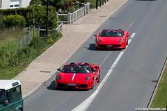 Sport & Collection 2014 - Ferrari 430 Spider 16M (Deux-Chevrons.com) Tags: ferrari430spider16m ferrari430spider 16m ferrari 430 spider f430 ferrarif430spider ferrari430 ferrarif430 car coche voiture auto automobile automotive oldtimer classic classique france sportcollection
