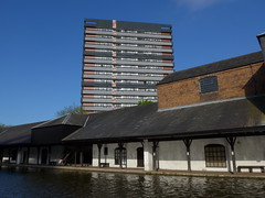 Coventry (moley75) Tags: coventry coventrycanal canalbasin architecture postwararchitecture