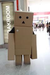 Danbo (NekoJoe) Tags: mcmldn17 boxmo cardbo comicconmay2017 cosplay cosplayer england excelcentre gb gbr geo:lat=5150831509 geo:lon=002778232 geotagged london londonexpomay2017 mcm mcmlondon mcmlondoncomiccon mcmlondoncomicconmay2017 mcmlondonexpo mcmlondonexpomay2017 uk unitedkingdom yotsuba