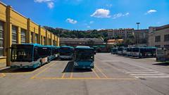 Deposito Broletto T.T. - Trieste, Italy (Mauro Zoch) Tags: trieste friuliveneziagiulia italia