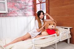 Vivi0033 (Mike (JPG直出~ 這就是我的忍道XD)) Tags: vivi d300 model beauty 棚拍 studio portrait 2014 underwear