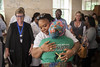 Leymah hugging Activist, DRC Delegation 2014 (NWI) Tags: congo drc women rape sexual violence democratic republic africa conflict gender muller pete prime collective war nobel womens initative nwi southkivu democraticrepublicofcongo cod