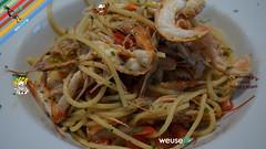 395 - Spaghetti ai crostacei freschi...anche se non te li peschi😜 #italian #recipe #ilboccatv (Ilboccatv) Tags: ilboccatv cacciucco seafood cooking tutorial cucina ricettefacili spaghetti spaghettiallachitarra primiprimopiatto primidimare pasta pastaaicrostacei spaghettiaicrostacei crostacei tuscany recipe ricettetoscana crostaceifreschi ricetteprimipiatti primipiattidimare primodimare scampi cicale gamberi gamberone mazzancolla astice margherita scalogno spaghettialloscoglio guazzetto sugodipesce light easy facile canocchie primiveloci eat