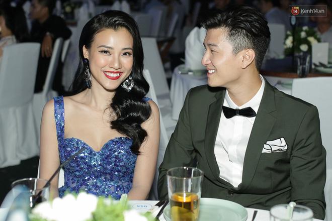 Hậu chia tay, Huỳnh Anh và Hoàng Oanh xuất hiện thân mật, hội ngộ dàn sao khủng trên thảm xanh! - Ảnh 8.