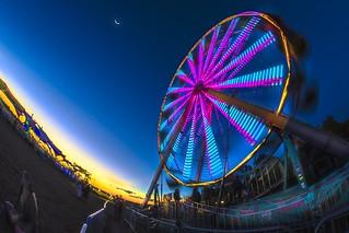 Ferris Wheel - Jeff Silver