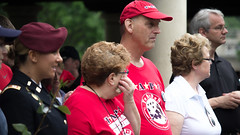 2017_NMSS_MON_Chris48 (tapsadmin) Tags: nmss nationalmilitarysurvivorseminar nationalseminar arlingtonva anc arlingtonnationalcemetery taps tapsseminar memorialdayweekend cemetery militaryloss memorial 2017 horizontal outdoor chrisweber redshirt crowd woman crying parents candid couple husbandandwife oldercouple
