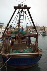 Trani (BAT) (vastanogiovanni) Tags: 2012 barche barlettaandriatrani puglia