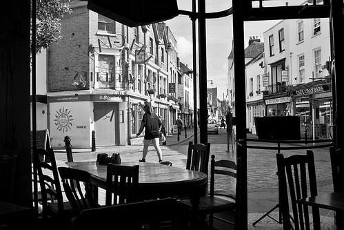 Street scene, Canterbury