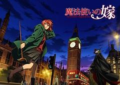 TV Anime The Ancient Magus' Bride và OVA ra mắt trailer mới, hình ảnh mới cùng dàn diễn viên. (buitrungkien1994) Tags: ancientmagusbride diễnviên hìnhảnh ova tvanime