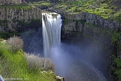 "Palouse Falls (jimgspokane) Tags: waterfalls washingtonstate rivers scablands ""nikonflickraward"" otw"