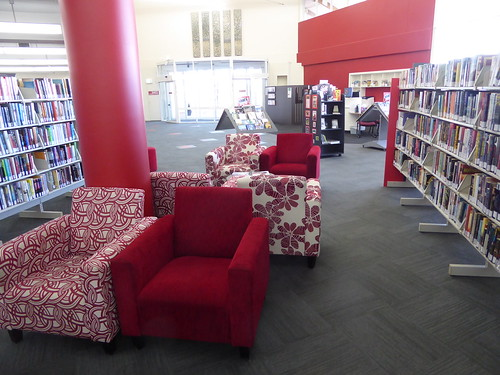 Goulburn Library, NSW 25 May 2017