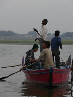 Les pêcheurs de cerf-volants