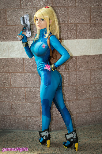 Zero Suit Samus Cosplay A Photo On Flickriver