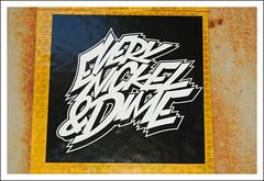 END Crew (All Seeing) Tags: asahe end stc ams slap slaps slaptag decal sticker