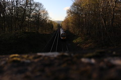 (tobywildgoose) Tags: canon canon1200d train trainline tunnel peakdistrict sheffield