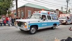 Old Fashioned Ambulance (Annirose) Tags: christmas2016 christmas conyersga conyerschristmasparade2016 winter2016