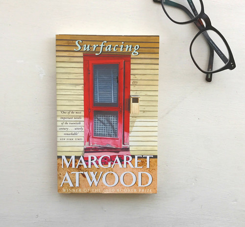 Margaret Atwood book fan photo