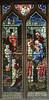 The Nativity and Three Wise Men: window by Sir Edward Burne Jones c. 1897 (Monopthalmos) Tags: burnejones siredwardburnejones thenativity themagi threewisemen stmarythevirgin rye eastsussex stainedglasswindow marytiltmand1881