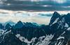 Jorasses (faltimiras) Tags: chamonix france alps alpes montblanc tacul maudit trekking hikking alpinismo alpinism alpinisme serac gel ice hielo nieve cielo montaña montañas moutain mountains jorasses aiguille midi