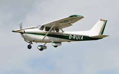 G-RUIA (goweravig) Tags: gruia rems cessna 172 skyhawk resident aircraft cambrianflyingclub swanseaairport swansea wales uk