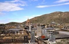 Khor Virap (Armenia). Cementerio (santi abella) Tags: khorvirap armenia