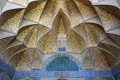 Arquitectura persa. (Victoria.....a secas.) Tags: irán arquitectura mezquita mosque