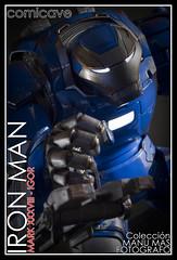 Igor_001 (manumasfotografo) Tags: ironman tonystark mark3 mark6 mark38 mark42 mark43 warmachine ironpatriot hulkbuster igor collection actionfigure shfiguarts comicavestudios