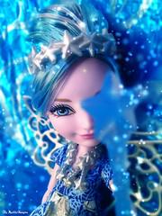 The good fairy ♥ (♥ MarildaHungria ♥) Tags: farrah goodfairy fairy doll everafterhigh eah mattel magic blue toy