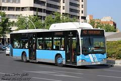 EMT MADRID 8622 (Juan Carlos GR 1) Tags: mercedesbenz citaro gnc emtmadrid