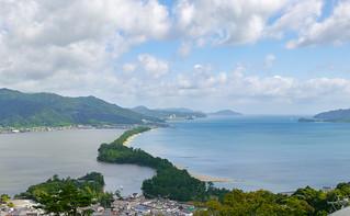 日本三景-天橋立