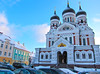 orthodox church (harrypwt) Tags: harrypwt canon estonia tallinn city oldtown canons90 s90 winter church orthodox